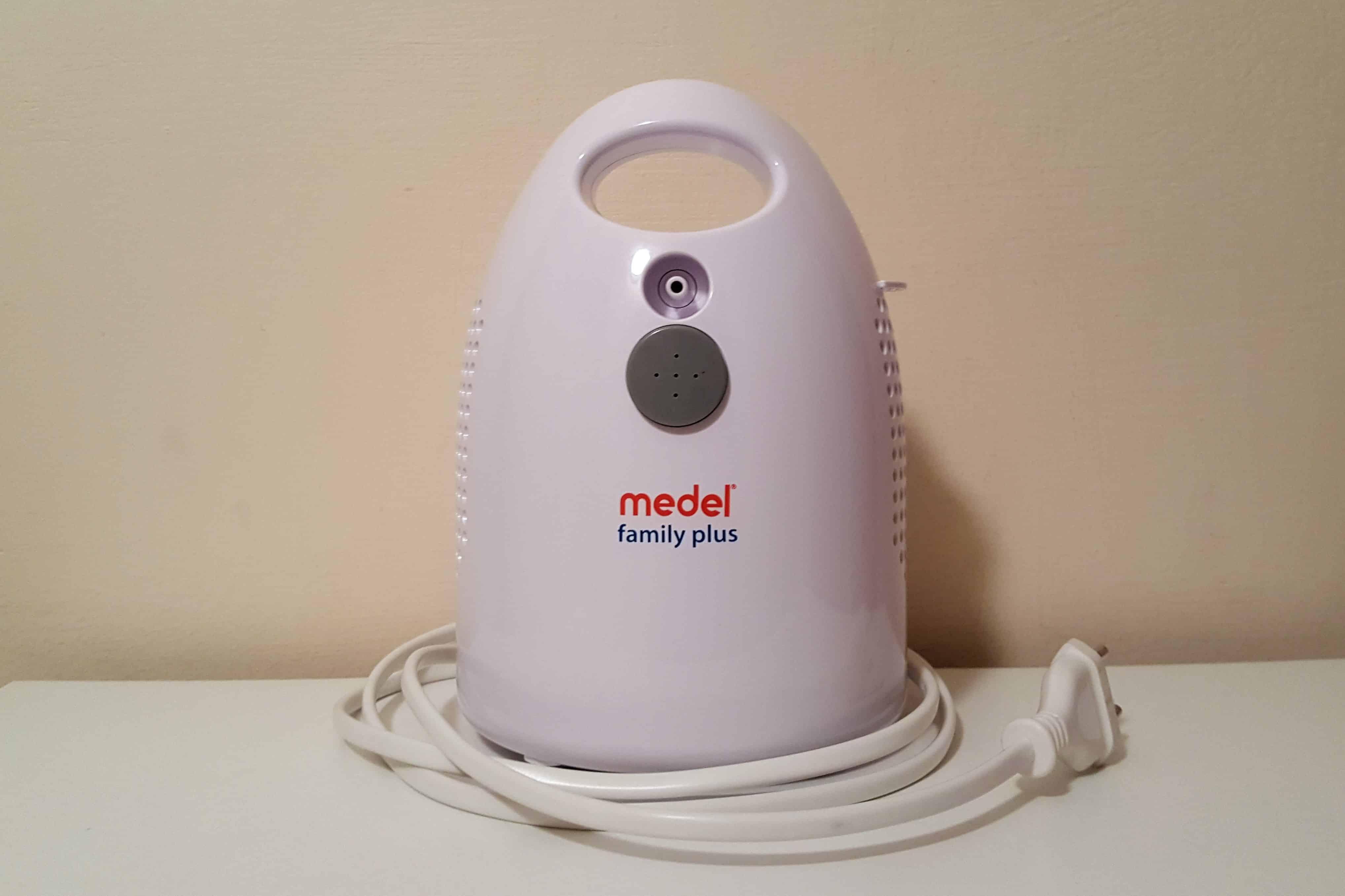 Inhalator kompresor Matka Aptekarka