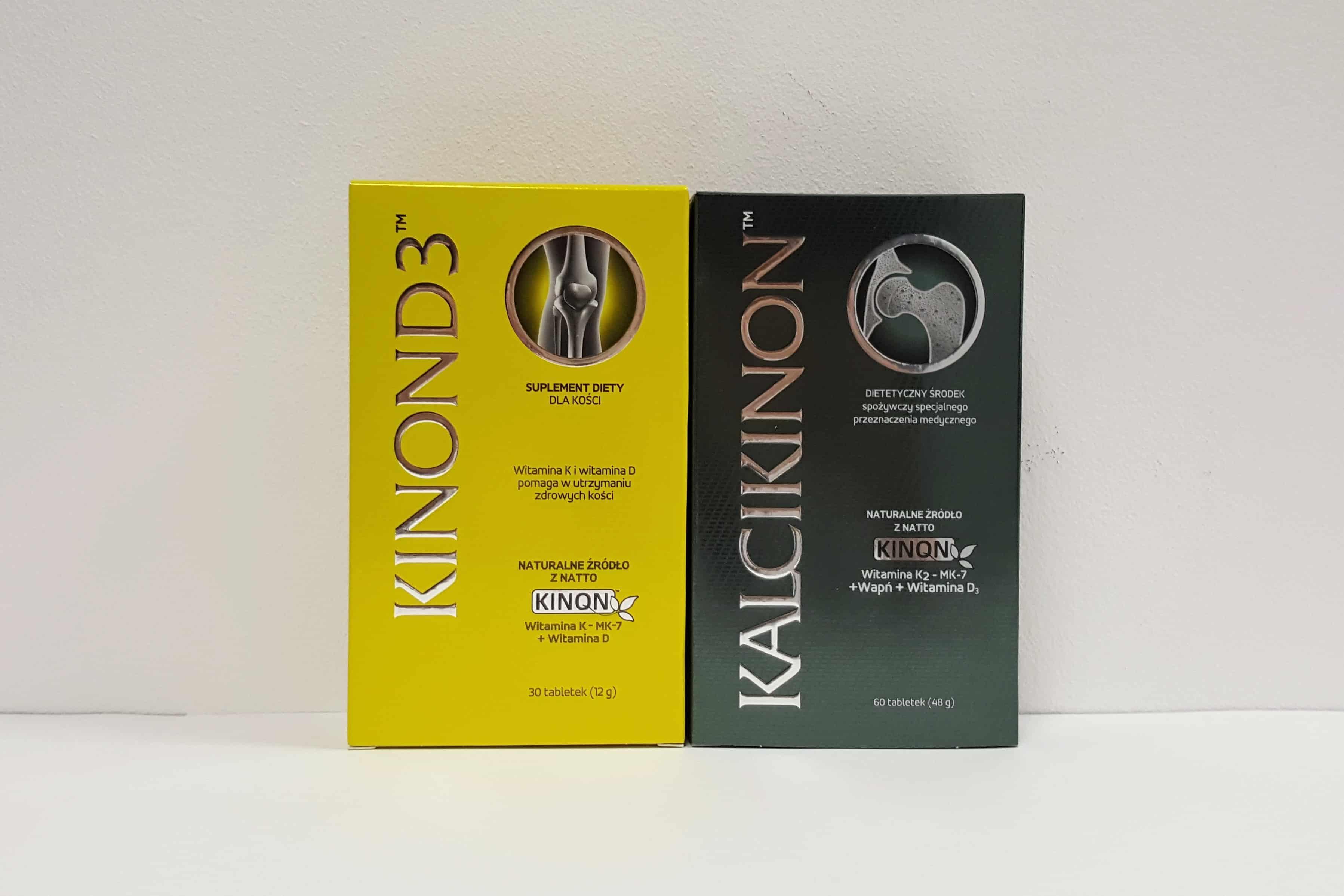 KinonD3 iKalcikinonD3 tabletki Matka Aptekarka