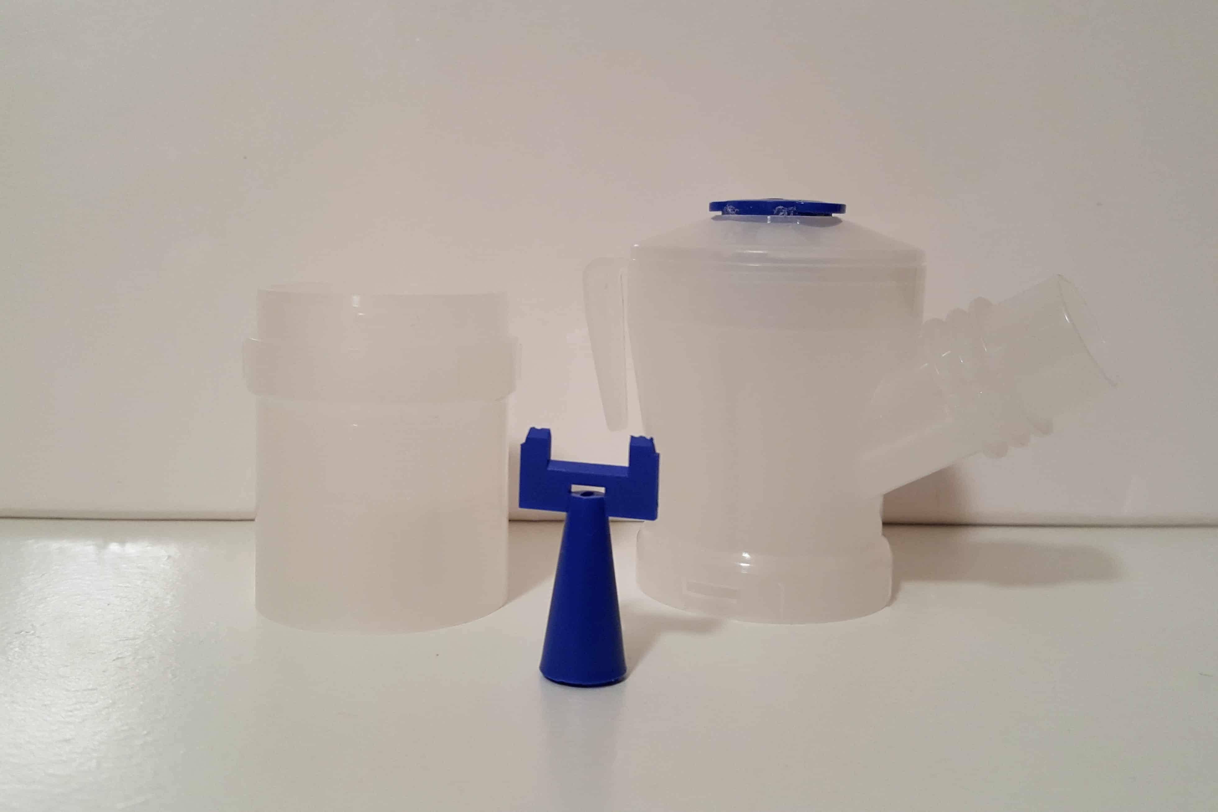 Nebulizator 3 części Matka Aptekarka