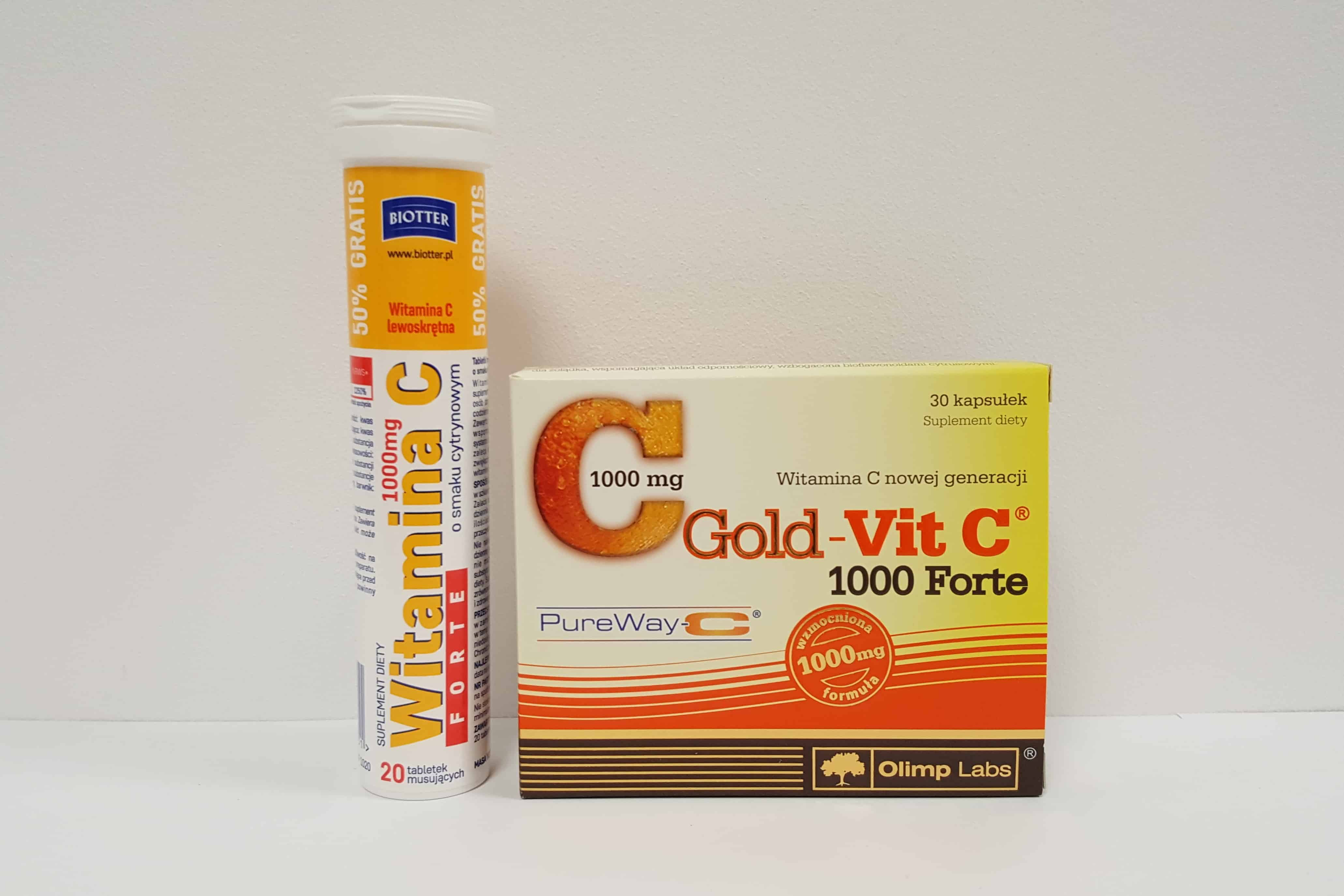 Witamina C 1000 mg Matka Aptekarka