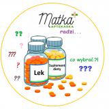 Lek, wyrób medyczny czy suplement diety Matka Aptekarka