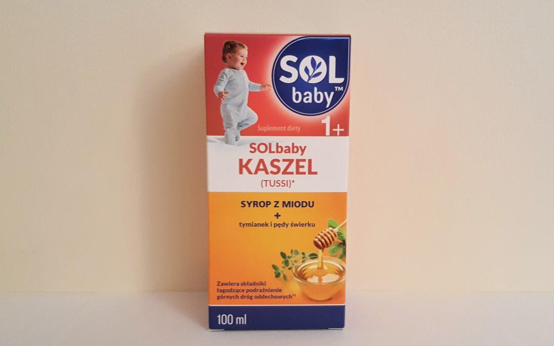 SOLbaby Kaszel Tussi syrop Matka Aptekarka