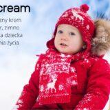 Bezpieczny krem na wiatr, zimno i mróz dla niemowląt i dzieci, krem na niepogodę z dobrym składem, Matka Aptekarka
