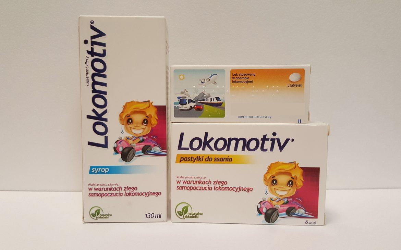 Choroba lokomocyjna udzieci Lokomotiv, Aviomarin Matka Aptekarka