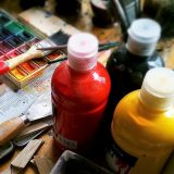 Ftalany w farbach, klejach, lakierach, substancja toksyczna Matka Aptekarka
