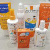 Filtry przeciwsłoneczne, Mustela, Bioderma, A-derma, Avene, La Roche Posay, krem, spray, mleczko, lotio, refleks słoneczny SPF 50+ Matka Aptekarka