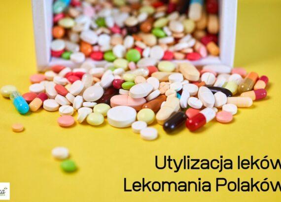 Lekomania. Utylizacja leków. Ampułkostrzykawki, termometry, syropy gdzie wyrzucać, Matka Aptekarka
