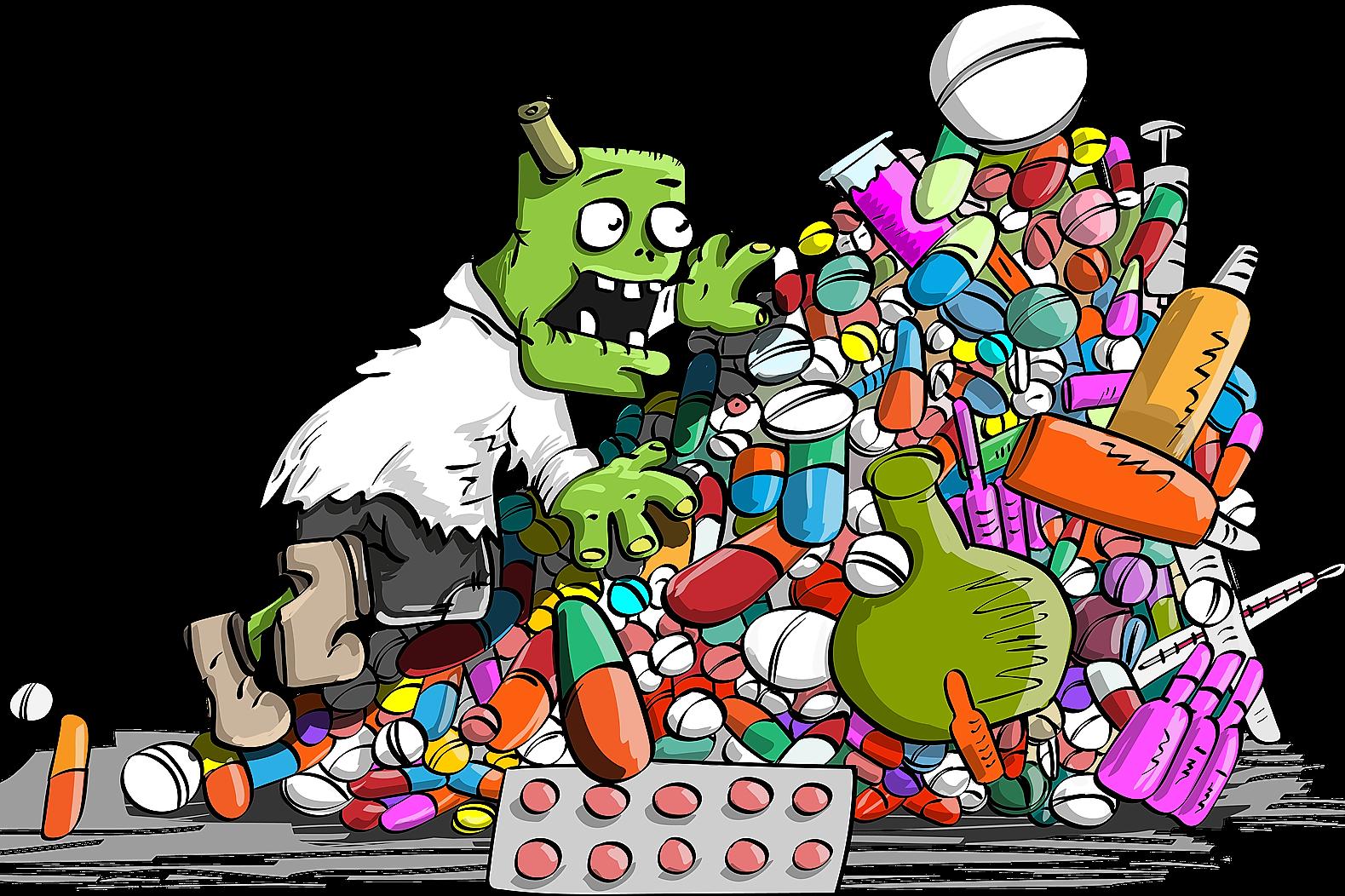 Polacy wyrzucają dużo leków, utylizacja leków isuplementów Matka Aptekarka