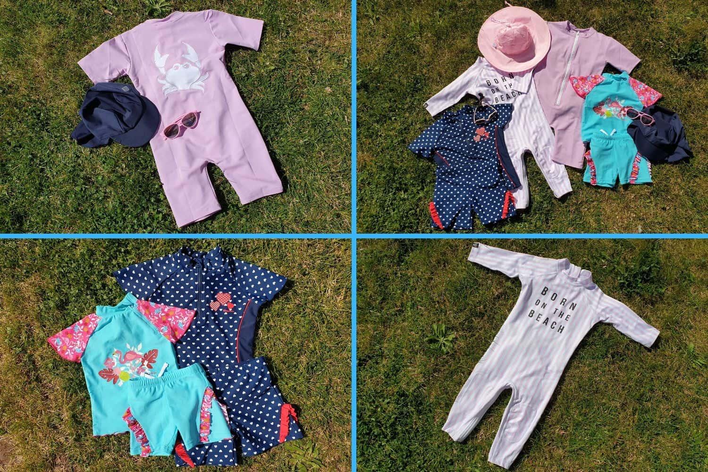 odzież UV, ubranka zfiltrem UV, UPF50+, UV KIDS, Matka Aptekarka