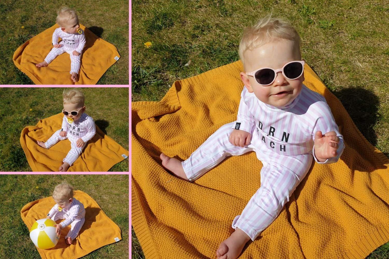 odzież UV, kombinezon dla maluszków, dla dziecka, zfiltrem UV, UV KIDS, odzież przeciwsłoneczna dla dzieci Matka Aptekarka