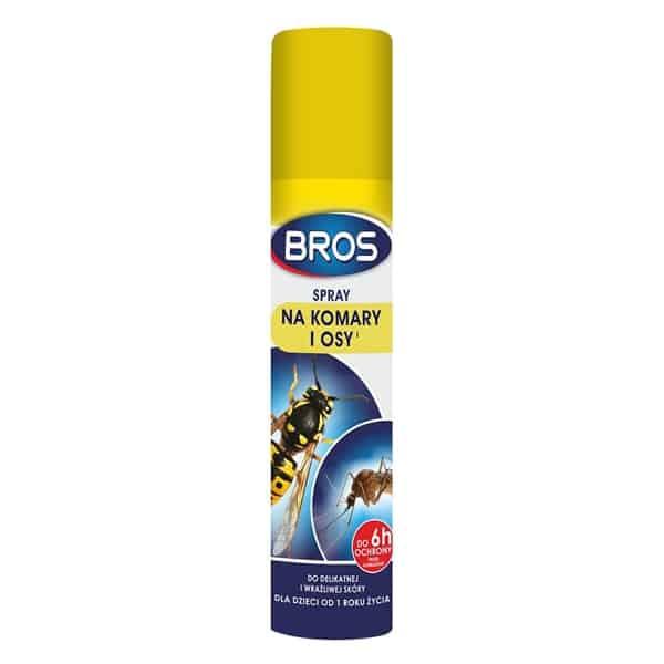 BROS, spray nakomary iosy, IR3535, citriodiol, Matka Aptekarka