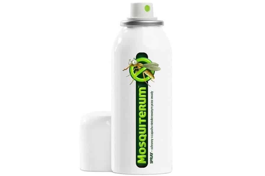 Mosquiterum, spray ochronny, dla dorosłych idzieci powyżej 1 roku życia, Matka Aptekarka