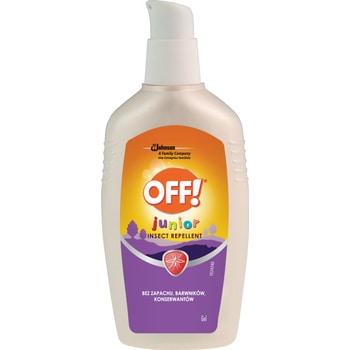 OFF! Family Care Junior Gel, ikarydyna, nowe opakowanie, Matka Aptekarka