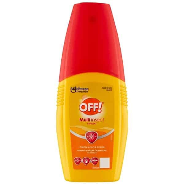 OFF! Multi Insect, atomizer przeciw insektom, ikarydyna, Matka Aptekarka