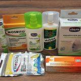 Preparaty odstraszające komary, kleszcze, meszki, muchy, spray, opaski na rękę, ultradźwięki, Mugga, Chicco, Mosbito, Fenistil, łagodzi ukąszenia, roll on chicco Matka Aptekarka