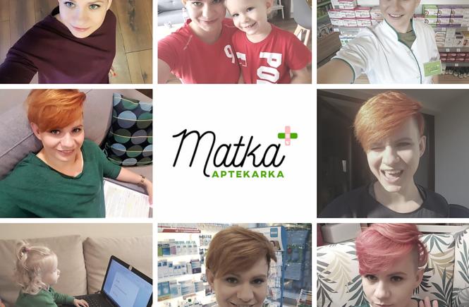 1.rok od założenia bloga Matka Aptekarka
