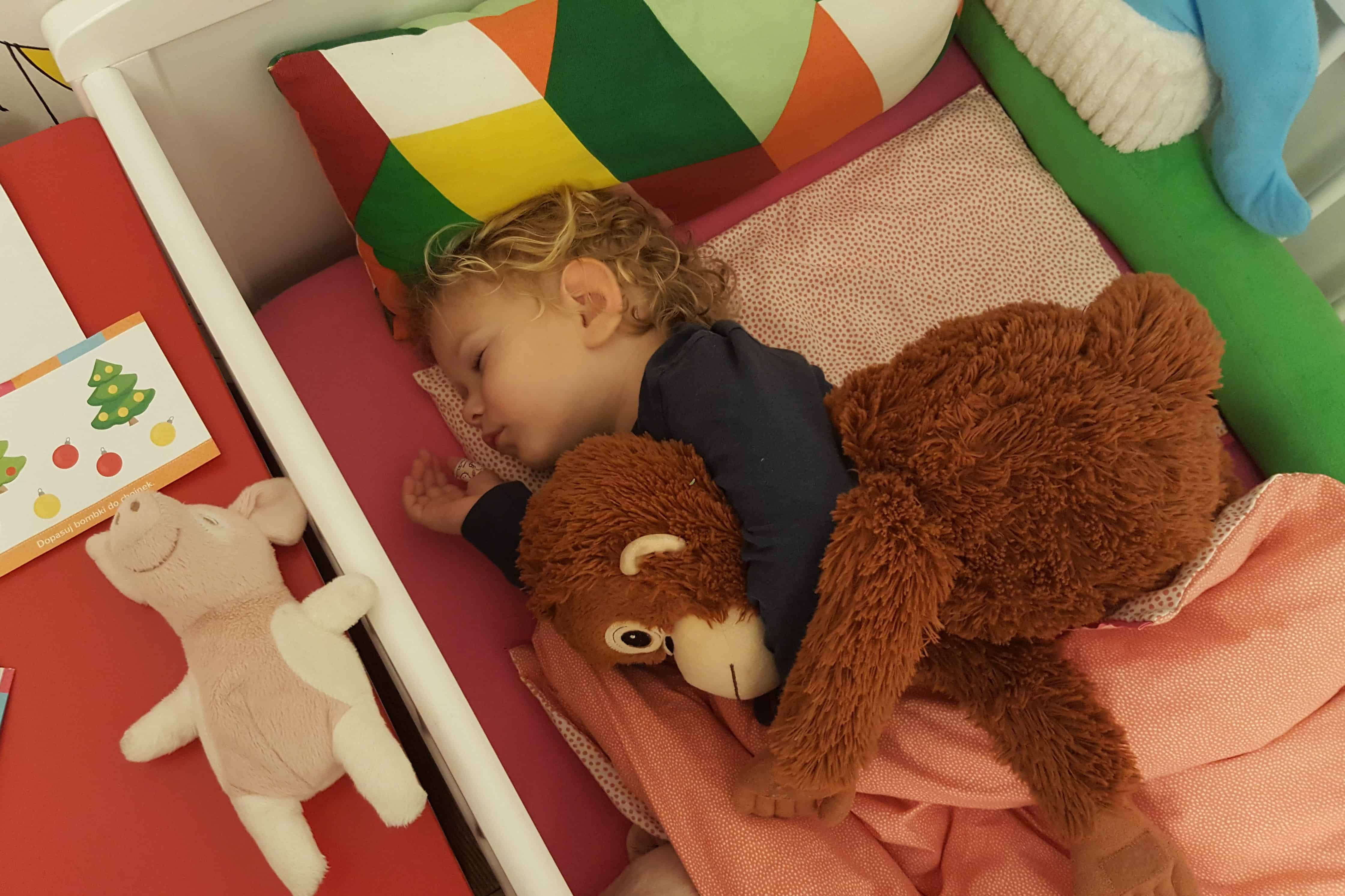Sen iodpoczynek, zdrowie, odporność Matka Aptekarka