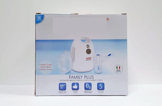 inhalator nebulizator Medel Family Plus Matka Aptekarka