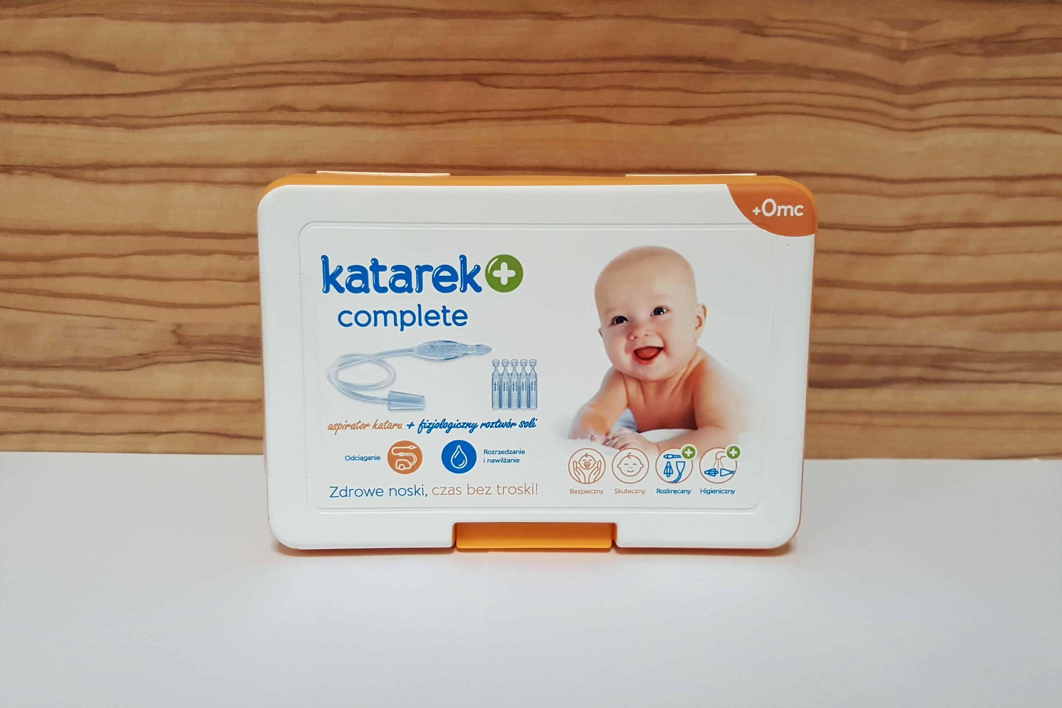Katarek Plus Complete aspirator donosa Matka Aptekarka