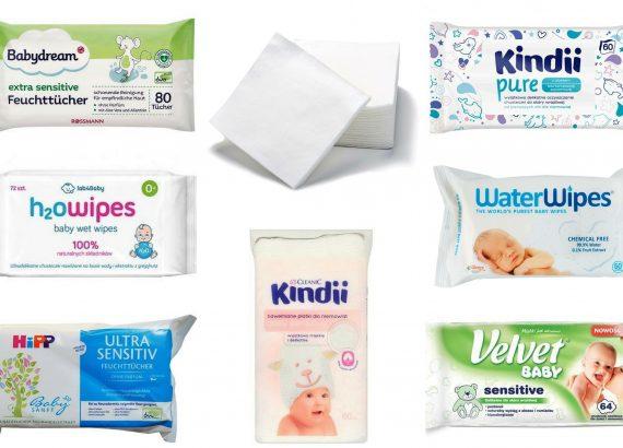 Chusteczki nawilżane, mokre chusteczki, chusteczki nasączane dla niemowląt i dzieci Matka Aptekarka
