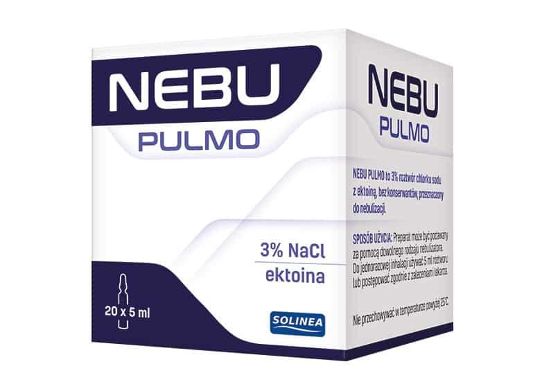 Nebu Pulmo, 3% NaCl, ektoina, doinhalacji, Matka Aptekarka