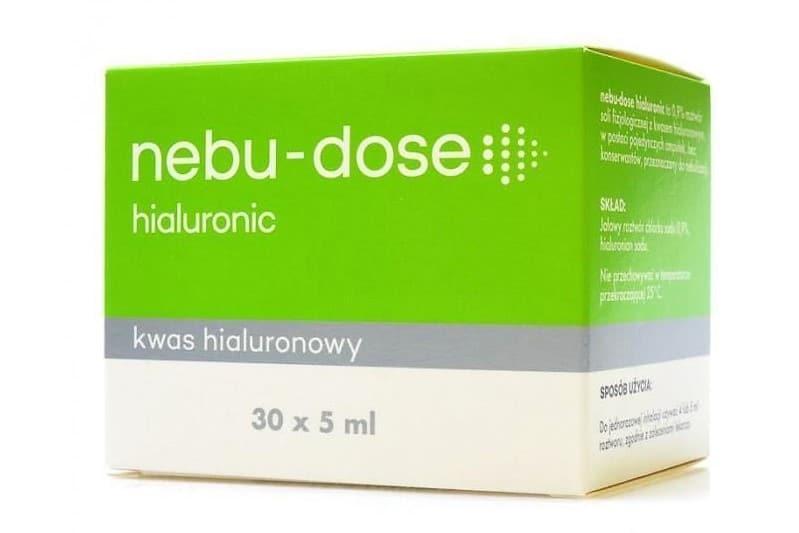 Nebu-dose hialuronic doinhalacji Matka Aptekarka