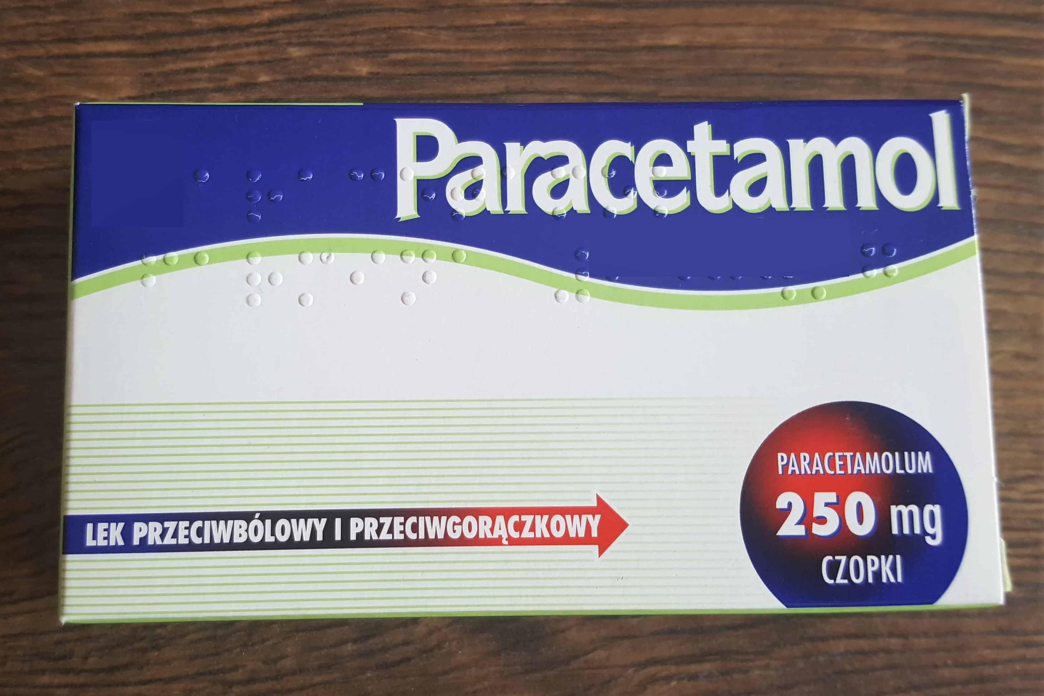 Paracetamol wczopkach, Matka Aptekarka