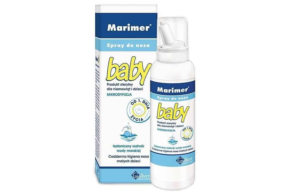 Marimer Baby izotoniczny aerozol donosa dla dzieci, Matka Aptekarka