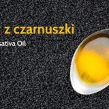 Olej z czarnuszki, na odporność, na alergię, Matka Aptekarka