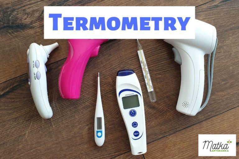 Termometry bezdotykowe, Visiofocus, 06400, jak wybrać termometr, Matka Aptekarka
