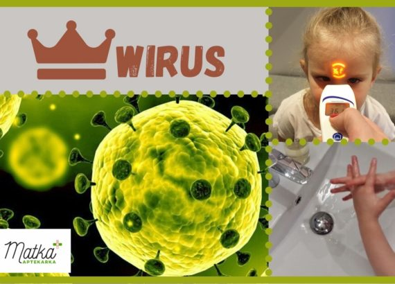 Koronawirus. Coronavirus. Pandemia koronawirusa, Matka Aptekarka
