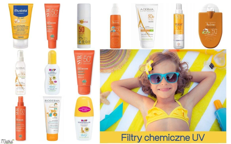 Zestawienie najlepszych kremów zchemicznym / mieszanym filtrem UV dla dzieci (icałej rodziny). Aktualizacja 2021. cz.3/3