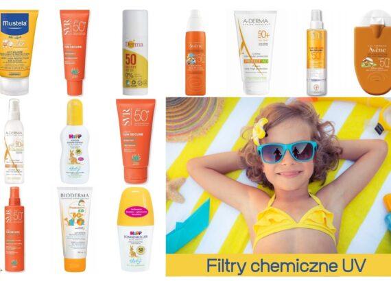 Zestawienie najlepszych kremów z chemicznym filtrem UV dla dzieci (i całej rodziny). Aktualizacja 2021, Matka Aptekarka