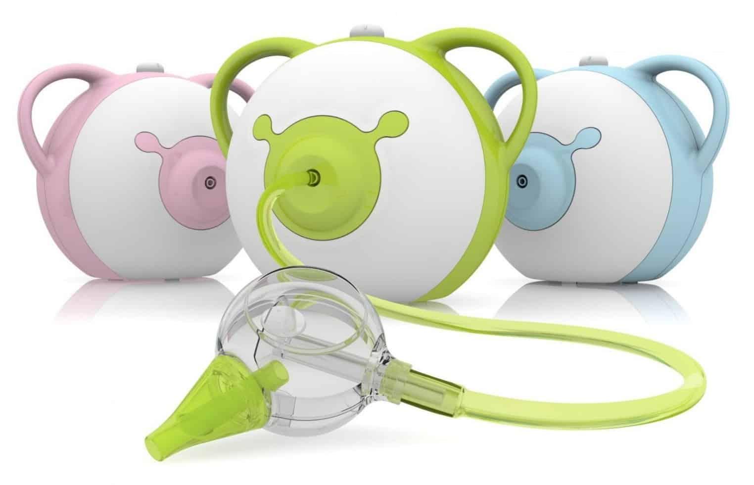 Nosiboo Pro, aspirator donosa dla niemowląt idzieci, Matka Aptekarka