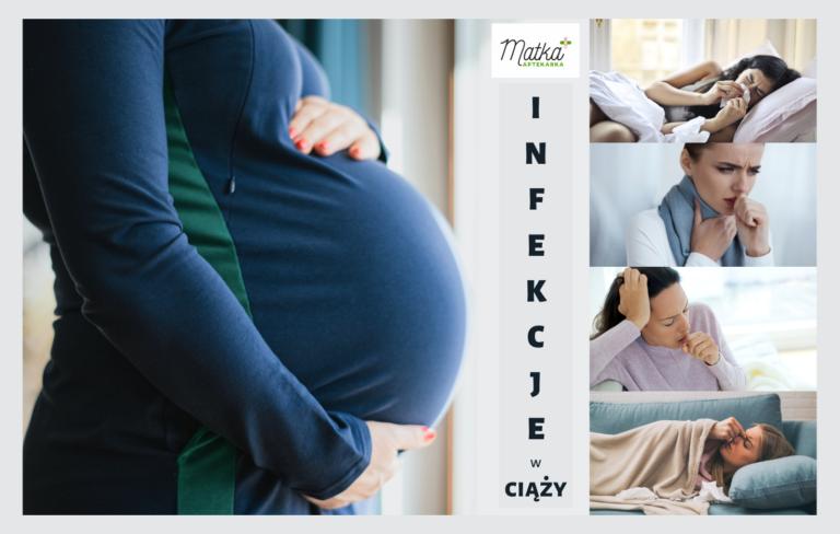 Skuteczne i bezpieczne sposoby na objawy przeziębienia w ciąży, infekcje w ciąży, naturalne sposoby, Matka Aptekarka