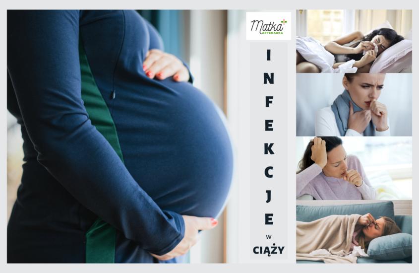 Skuteczne ibezpieczne sposoby naobjawy przeziębienia wciąży, infekcje wciąży, naturalne sposoby, Matka Aptekarka