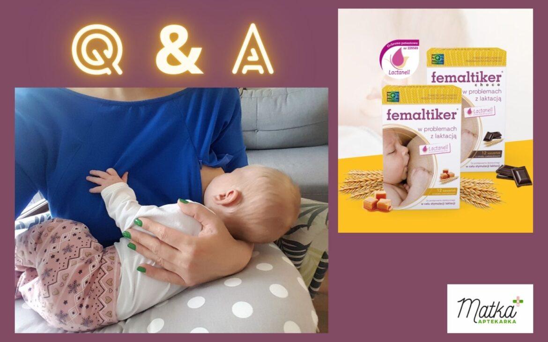 Femaltiker – Q & A, czyli Matka Aptekarka odpowiada naWasze najczęstsze pytania