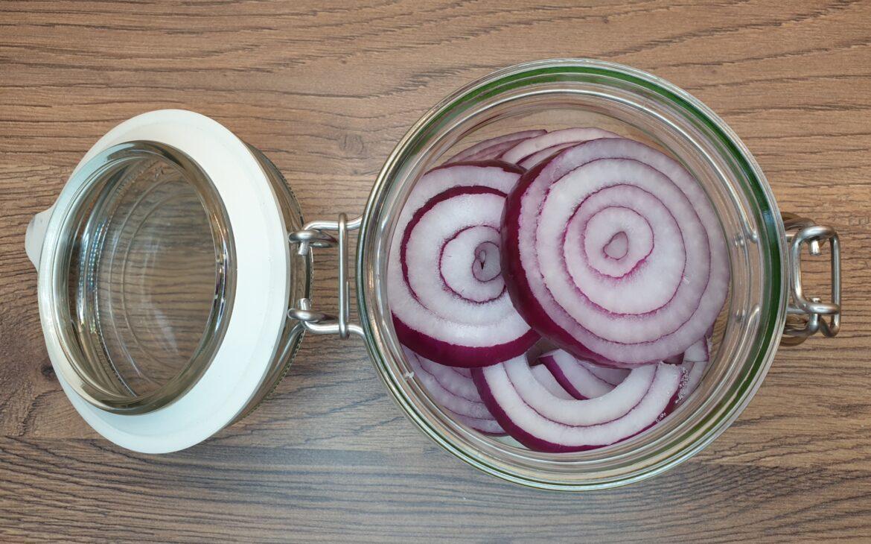 2. kolejna warstwa cebuli, syrop zcebuli zdodatkami, Matka Aptekarka