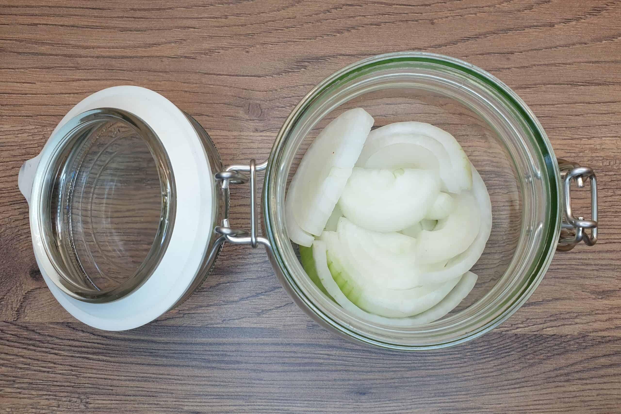 2. warstwa cebuli, syrop zcebuli, Matka Aptekarka