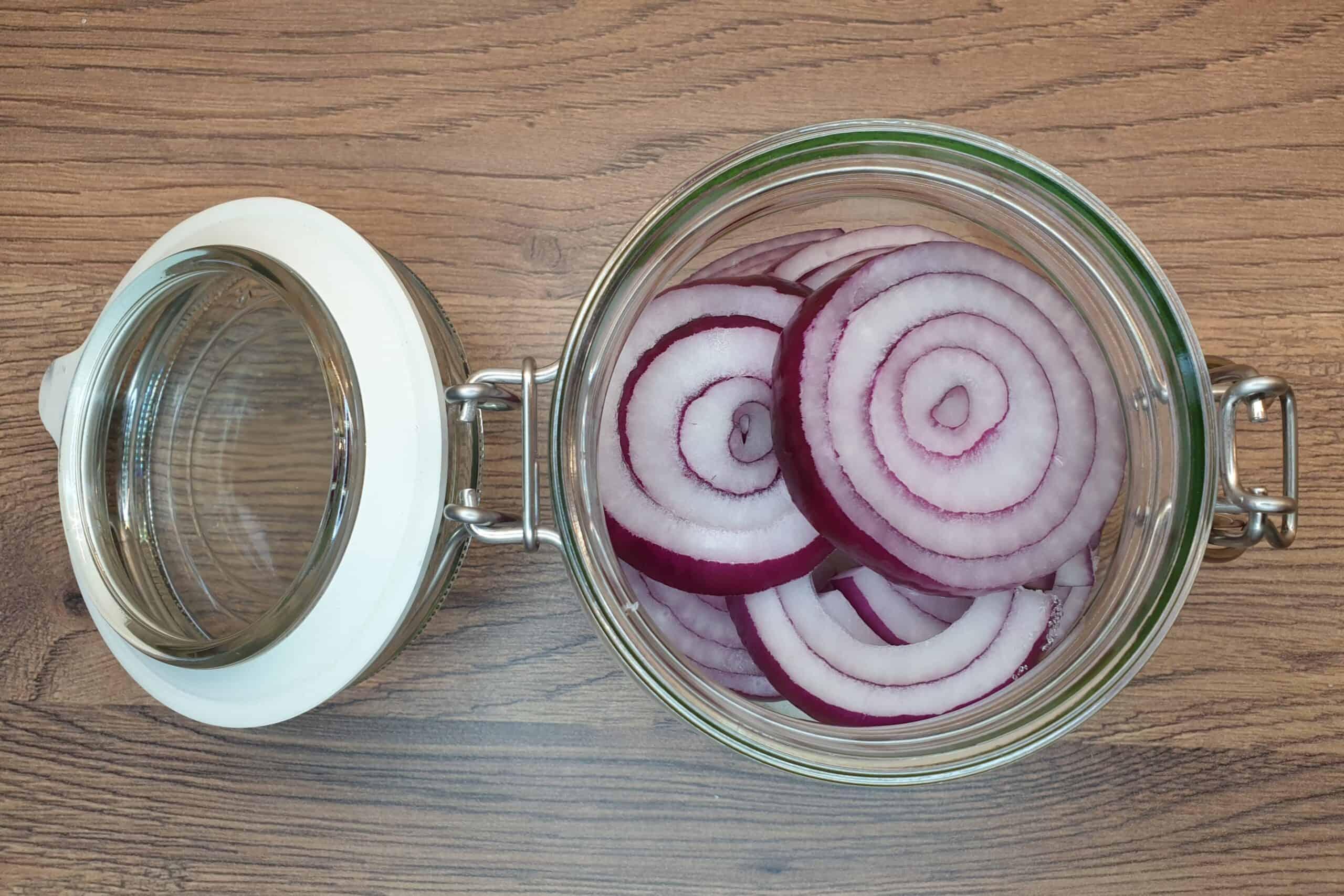 4. kolejna warstwa cebuli, syrop zcebuli, Matka Aptekarka