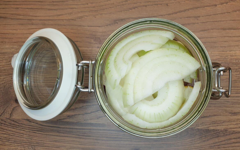 7. kolejna warstwa cebuli, syrop zcebuli zdodatkami, Matka Aptekarka