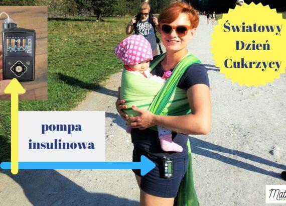Światowy Dzień Cukrzycy, pompa insulinowa, Matka Aptekarka