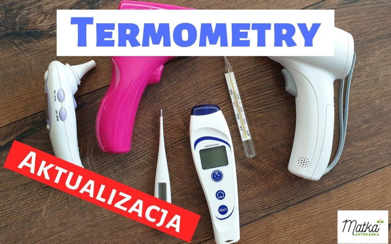 Jak wybrać właściwy termometr, któremubędziesz mogła zaufać?