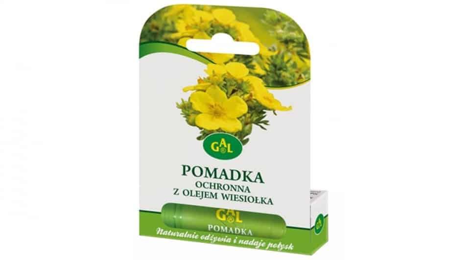 GAL Pomadka ochronna - zolejem zwiesiołka, Matka Aptekarka
