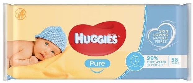 Huggies Pure 99% Water, Matka Aptekarka