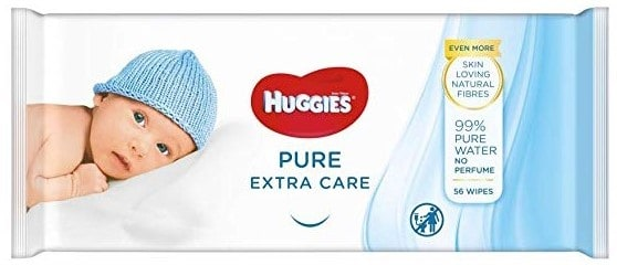 Huggies Pure Extra Care, Matka Aptekarka