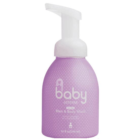 Doterra Baby, hair and body wash, Matka Aptekarka