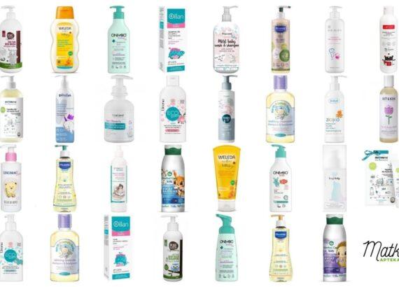 Kosmetyki do mycia i kąpieli dla dzieci, na co dzień, część 3, H-Z, Matka Aptekarka
