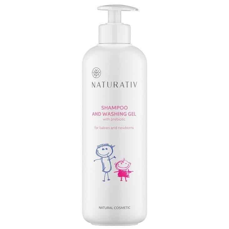 Naturativ, szampon iżel dokąpieli, Matka Aptekarka