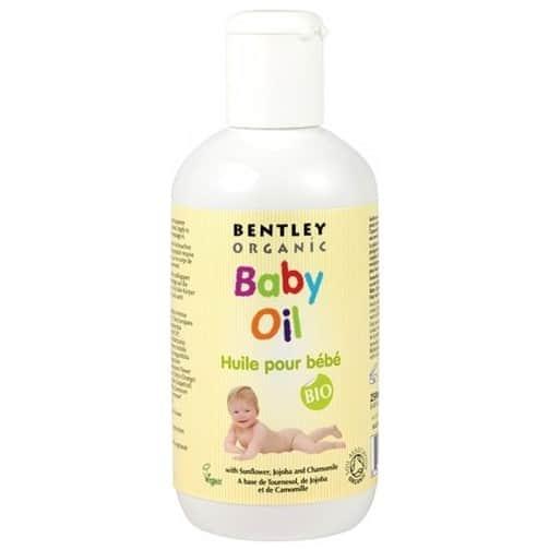Bentley Organic, naturalny dziecięcy olejek pielęgnacyjny, Matka Aptekarka